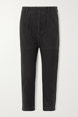 Citizens of Humanity Harrison Denim Tapered Pants - Black