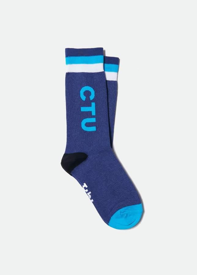 Tibi CTU Airport Socks