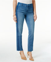 Style&Co. Style & Co Tuxedo Ankle Jeans, Only at Macy's
