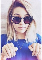 Quay Invader in Black as seen on Lauren Conrad