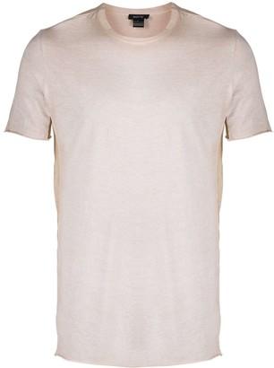 Avant Toi raw edge T-shirt