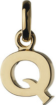Links of London Alphabet Q 18ct yellow-gold charm