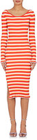 Altuzarra Women's Socorro Rib-Knit Dress