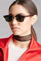 Forever 21 Replay Vintage Browline Sunglasses