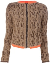 Craig Lawrence Textured cardigan