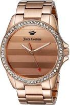 Juicy Couture Women's 1901290 Laguna Analog Display Quartz Watch