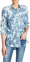 Jag Bowie Tie Dye Shirt