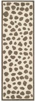 Safavieh Hand-knotted Kids Ivory/ Grey Cotton Rug (2'3 x 7')