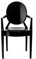 Louis Ghost Chair, Set of 2