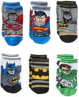 Toddler Boy Justice League 6-pk. Crew Socks