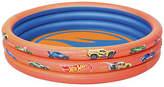 Bestway Hot Wheels 3-Ring Pool - 4ft - 140 Litres