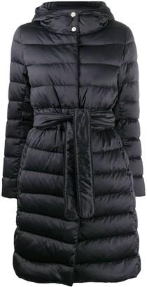 Herno Tie Waist Padded Coat