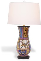 The Well Appointed House Gypsy Kaleidoscope Pattern Lamp