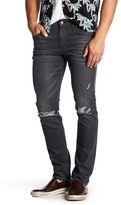 7 For All Mankind Paxtyn Destroyed Skinny Jean