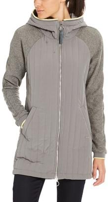 Bench Women's Core Slim Material Mix Coat