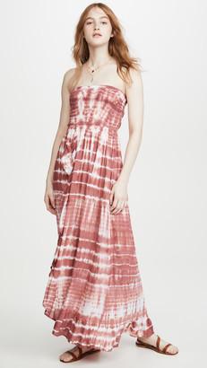 Tiare Hawaii Eri Maxi Dress