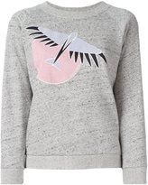 MAISON KITSUNÉ 'Bird' sweatshirt