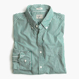 J.Crew Secret Wash shirt in stripe