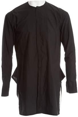 Damir Doma Black Cotton Shirts