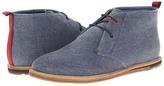 Ben Sherman Aberdeen Canvas (Light Blue) - Footwear