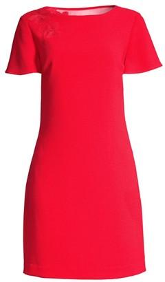 Trina Turk Catch Lace-Back Dress