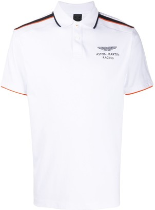 Hackett x Aston Martin Racing polo shirt
