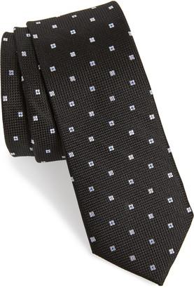 1901 Mawbly Mini Skinny Silk Tie