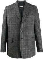 Marni checked blazer jacket