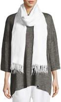 eskandar Handkerchief Linen Shawl