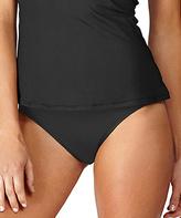 Leilani Black Classics Shaper Bikini Bottoms