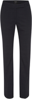 Oxford Danica Pnstrp Suit Trousers Nvy X