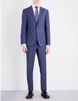 Hardy Amies Slim-fit wool suit