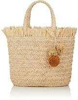 Barneys New York WOMEN'S RAFFIA TOTE BAG