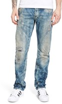 PRPS Men's Barracuda Voting Booth Straight Leg Jeans