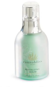 Cannabliss Organic Revitalizing Face Serum 30ml