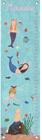 Mermaid Life Personalized Growth Chart