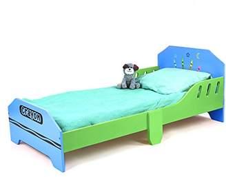 Kiddi Style Children's Junior Wooden Bed