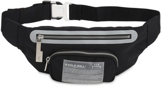 A-Cold-Wall* Nylon Belt Bag W/Mission Statement Patch