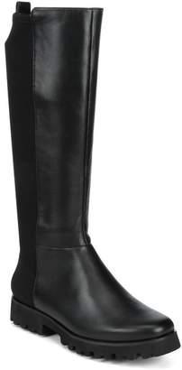 Donald J Pliner Ryker Leather Lug Boot