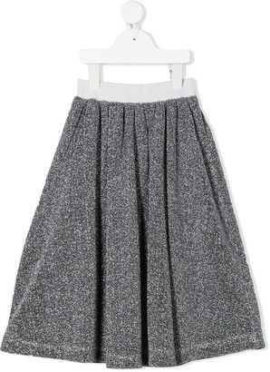 Caffe' D'orzo Pleated Skirt