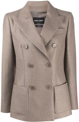 Giorgio Armani Cashmere Blazer Jacket