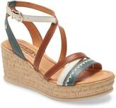 PIKOLINOS Miranda Platform Wedge Sandal