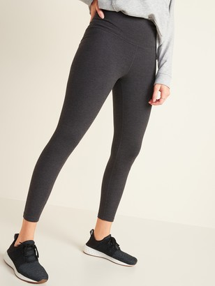 Old Navy High-Waisted Balance 7/8-Length Leggings for Women