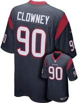 Nike Men's Houston Texans Jadeveon Clowney Game NFL Replica Jersey