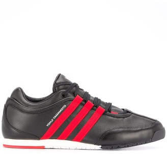 Y-3 Low-Top Branded Sneakers