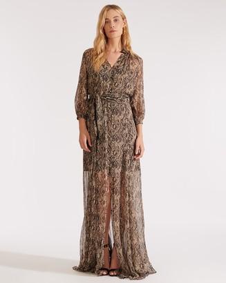 Veronica Beard Ascot Maxi Dress