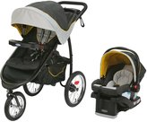 Graco FastAction Fold Jogger Travel System with SnugRide Click Connect 35 Infant Car Seat - Glow