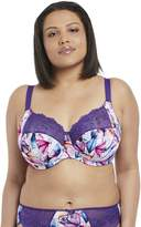 Elomi Women's Plus Size Morgan Underwire Stretch Lace Full Cup Bra