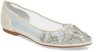 Bella Belle Willow Skimmer Flat