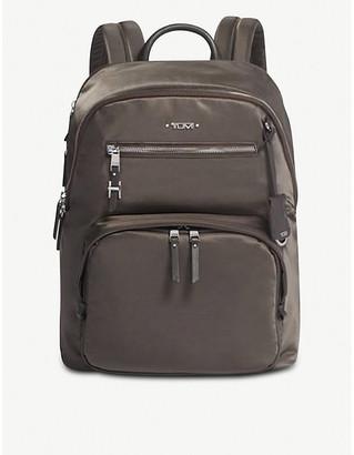 Tumi Hartford satin backpack